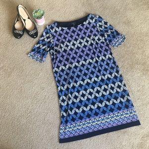 R&K Patterned Dress